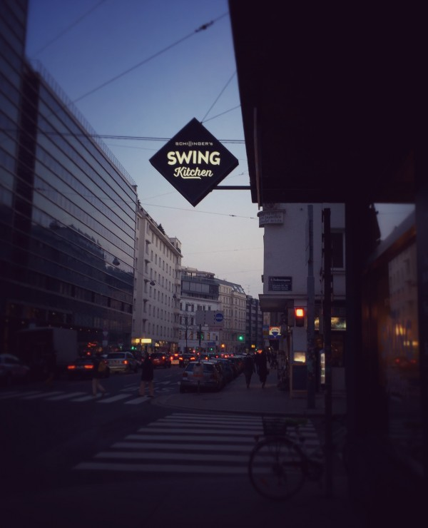 goodblog: Swing Kitchen - Vegan in Wien