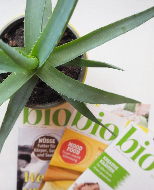 goodblog Geburtstags-Gewinnspiel: Jahresabo Biomagazin