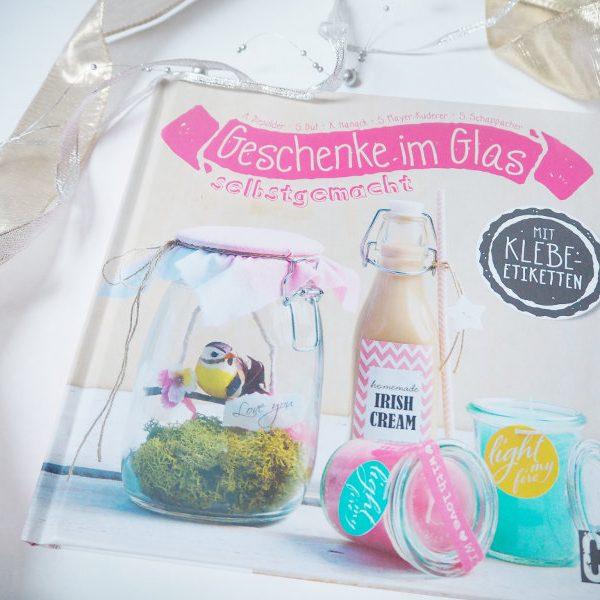 goodblog Gewinnspiel: Geschenke im Glas, das Buch