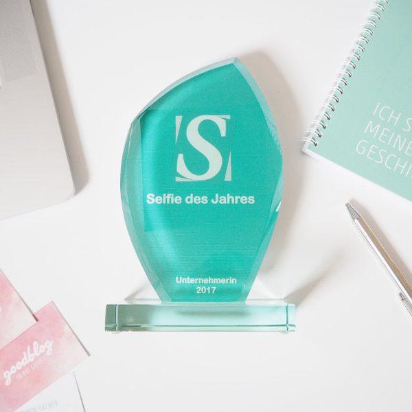 goodblog: Carmen Hafner ist Unternehmerin des Jahres beim Selfie Unternehmenspreis