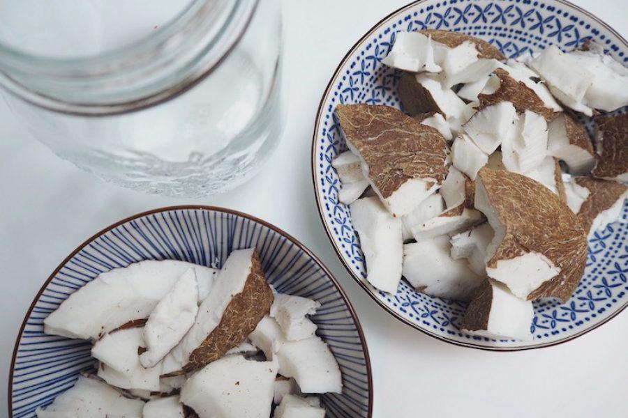 goodblog: Kokosmilch selbermachen